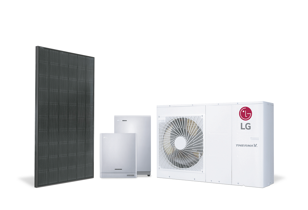 LG - Smart Home Energy Package